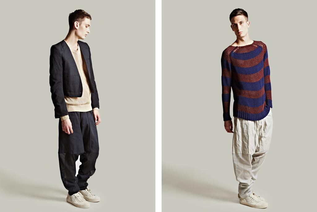 LN-CC 2012 Spring/Summer Lookbook