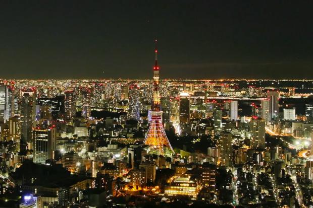 Lost in Tokyo by Mark Bramley