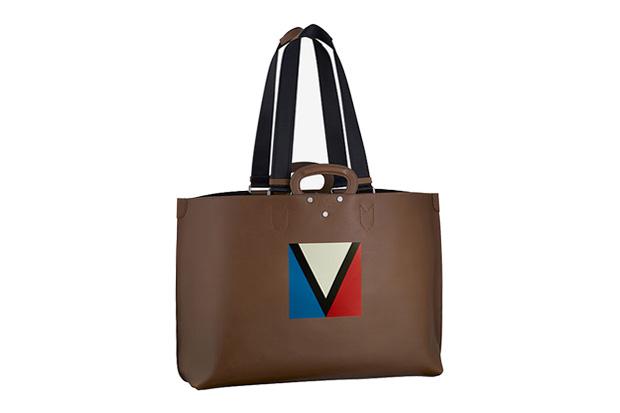Louis Vuitton 2012 Spring Vachetta Leather Tote Bag
