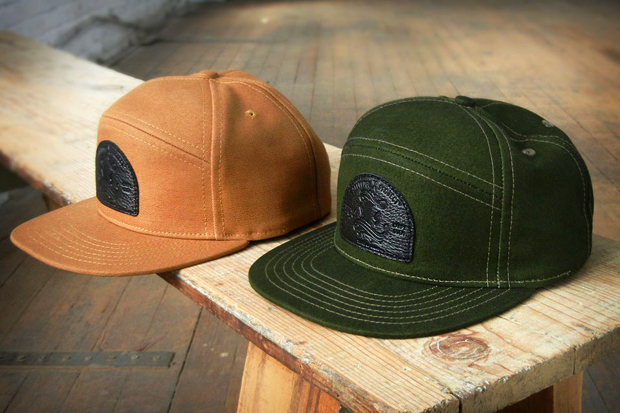 "Ludwig Van x Quintin Co. ""Scout Series"" Cap"