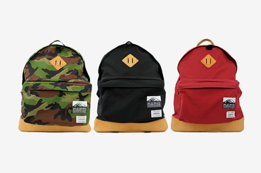 Maiden Noir x Porter 2012 Capsule Collection Backpack