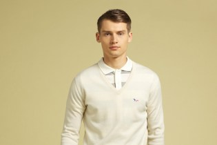 Maison Kitsune 2012 Spring/Summer Lookbook