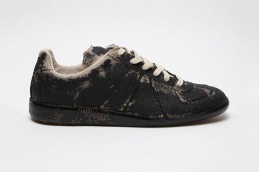 Maison Martin Margiela Hand-Painted Replica Sneaker