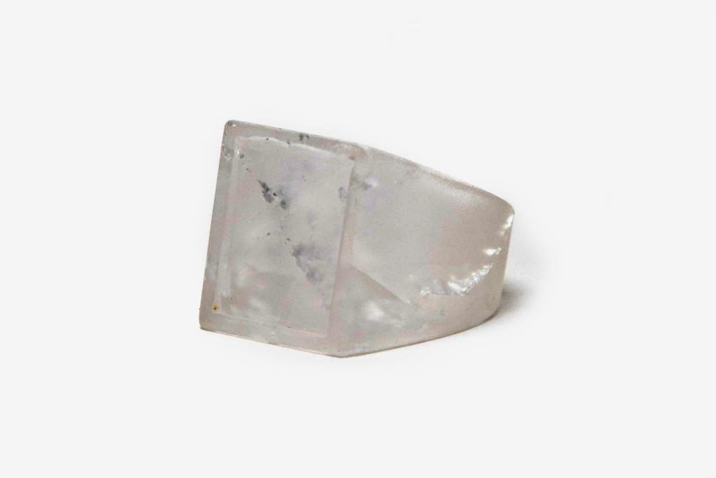 Maison Martin Margiela Transparent Ring