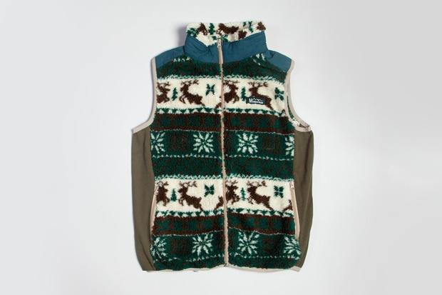 MANATASH Mountain Cabin Vest