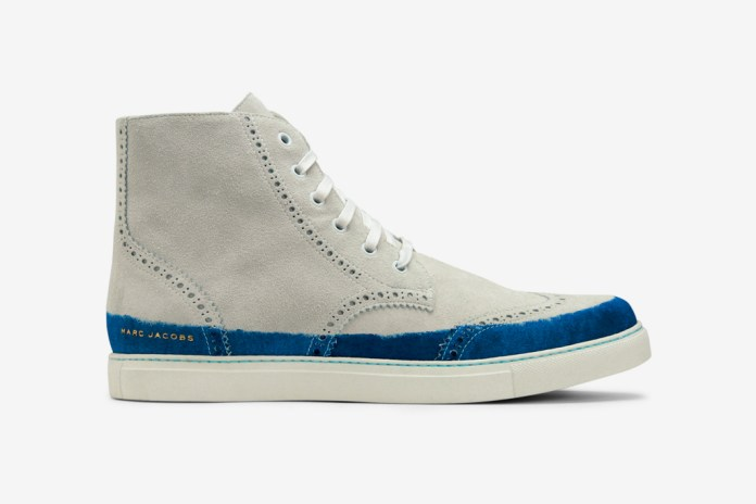 Marc Jacobs Wingtip Sneakers