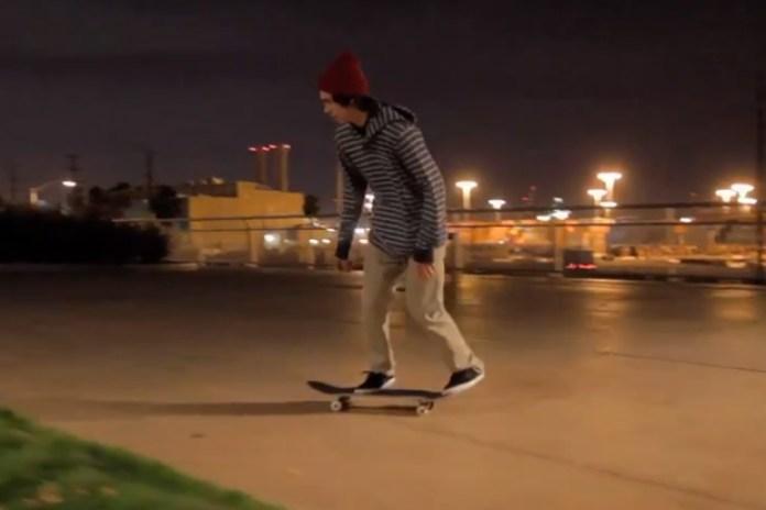 Markisa Skate Promotional Video