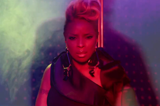 Mary J. Blige featuring Drake - Mr. Wrong