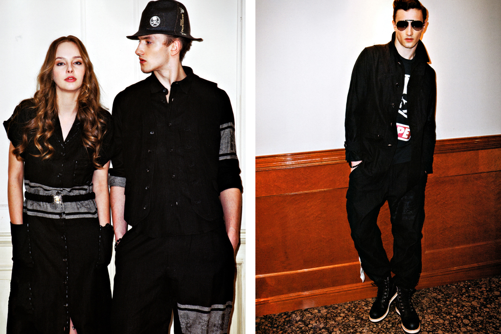 "mastermind JAPAN 2012 Spring/Summer ""identity"" Collection"