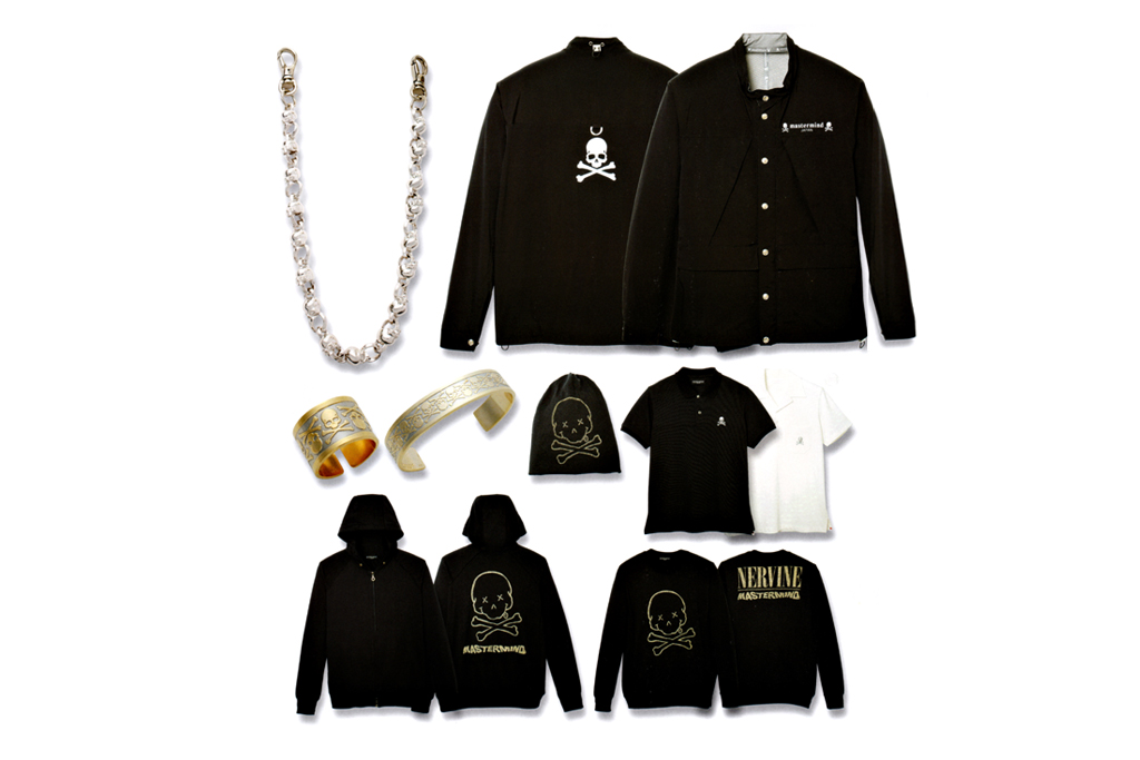 "mastermind JAPAN 2012 Spring/Summer ""identity"" Collection - A Closer Look"