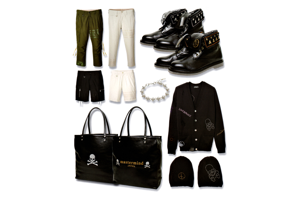 """mastermind JAPAN 2012 Spring/Summer """"identity"""" Collection - A Closer Look"""