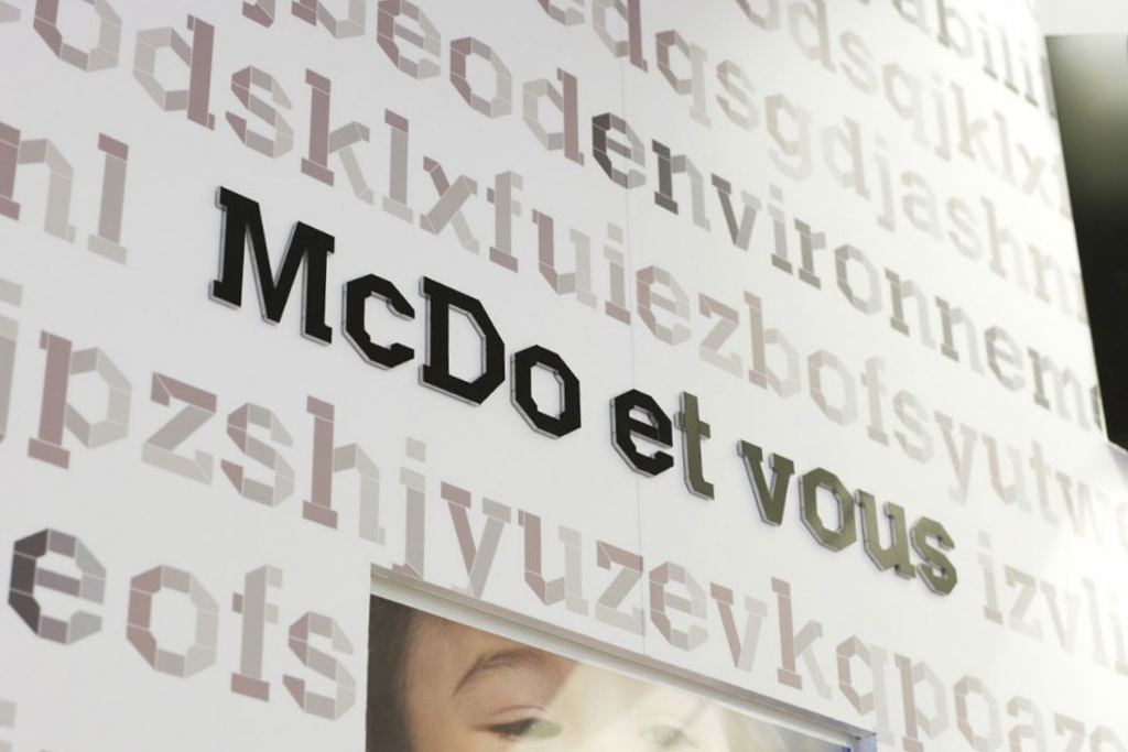 mcdonald villefranche de lauragais by patrick norguet