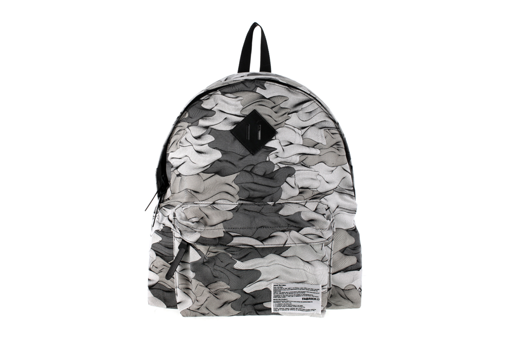 Medicom Toy Fabrick x Jonathan Zawada Backpack