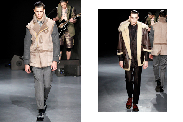 miharayasuhiro 2012 fallwinter collection