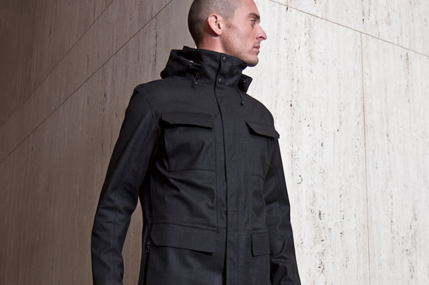 Mission Workshop Eiger Waterproof Field Jacket