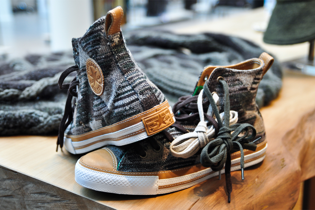 Missoni x Converse 2012 Fall/Winter Chuck Taylor Preview