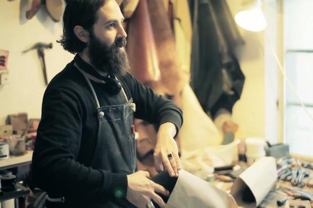 Modern Day Artisans: Sebastian Tarek