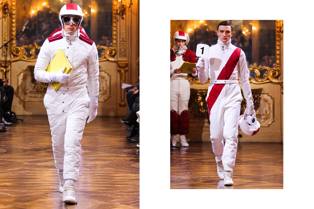 Moncler Gamme Bleu 2012 Fall/Winter Collection