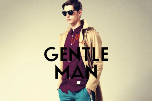 MR.GENTLEMAN 2012 Spring/Summer Collection Lookbook