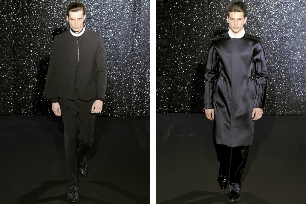 mugler 2012 fallwinter collection