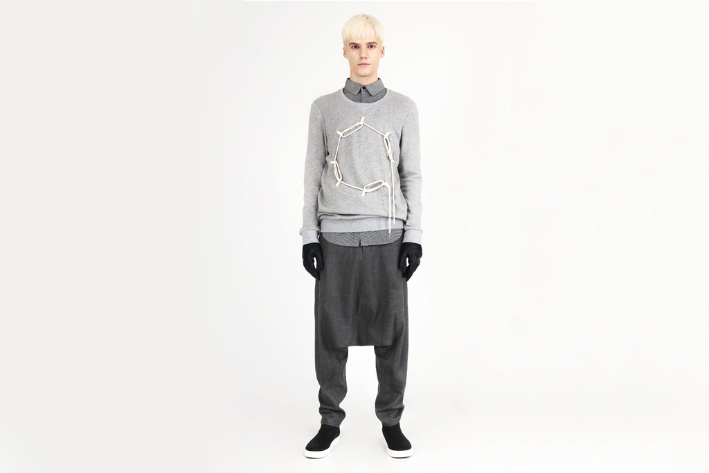 MUNSOO KWON 2012 Fall/Winter Lookbook