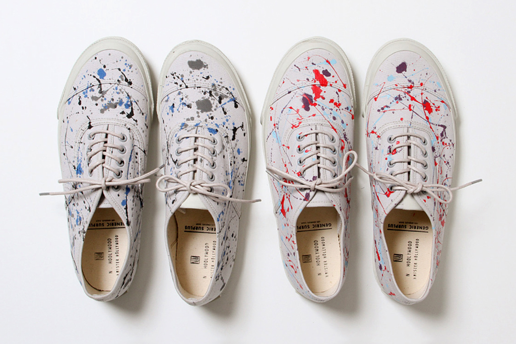 N.HOOLYWOOD x Generic Surplus 2012 Spring/Summer Collection