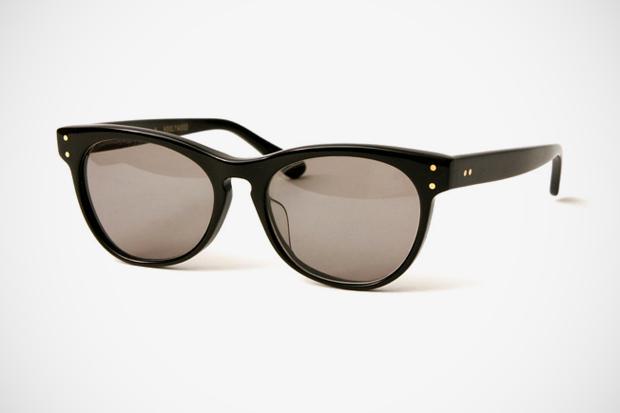 n hoolywood x oliver goldsmith 2012 springsummer sunglasses
