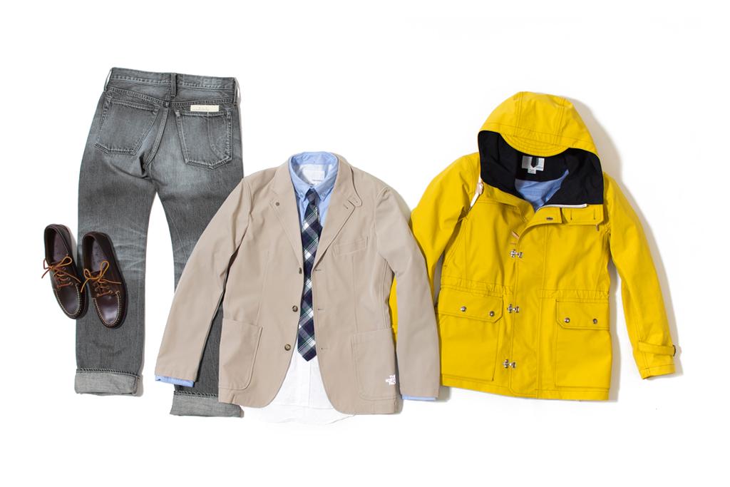nanamica 2012 Spring Collection