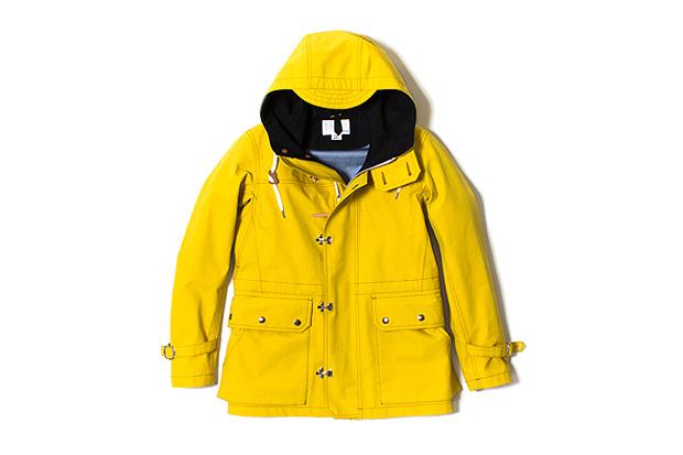 nanamica 2012 spring gore tex cruiser jacket