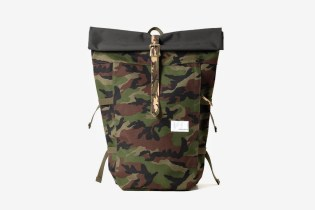nanamica Camo Cycling Pack