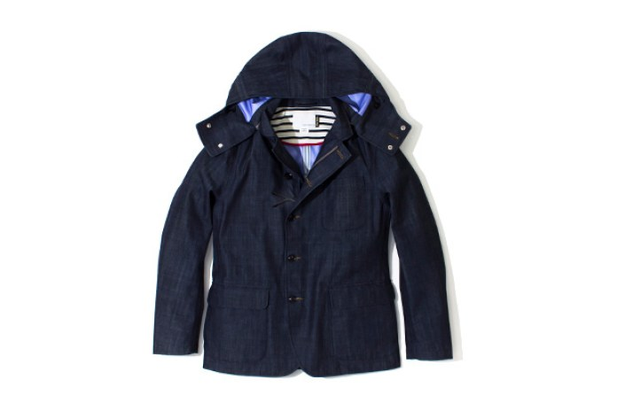 nanamica GORE-TEX Campus Jacket