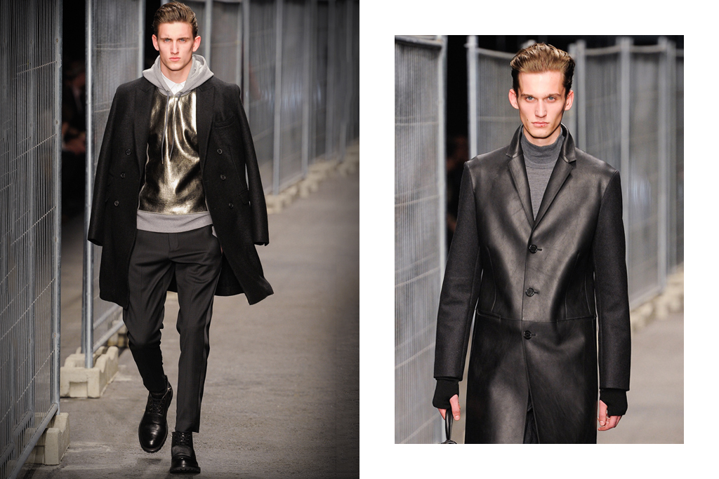 Neil Barrett 2012 Fall/Winter Collection