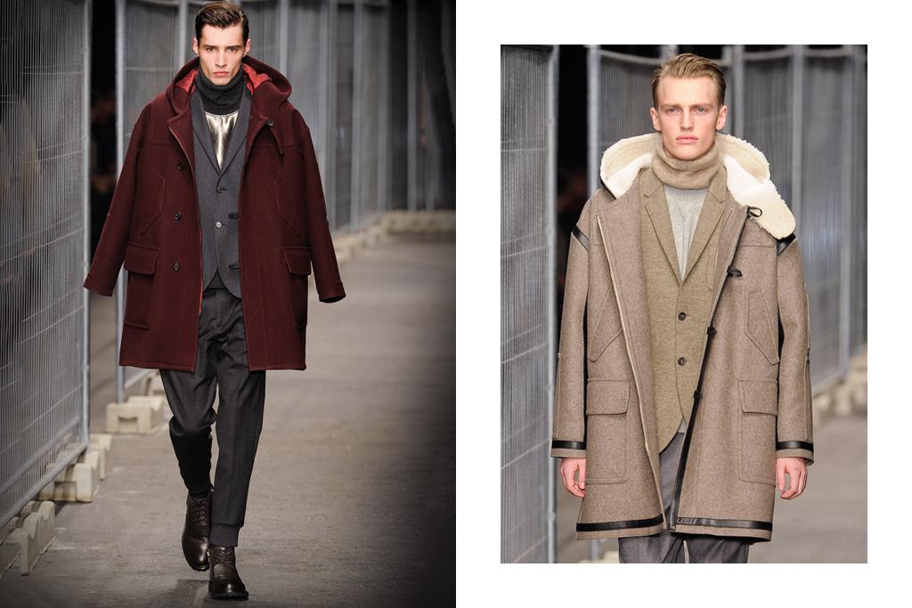 Neil Barrett 2012 Fall/Winter Collection
