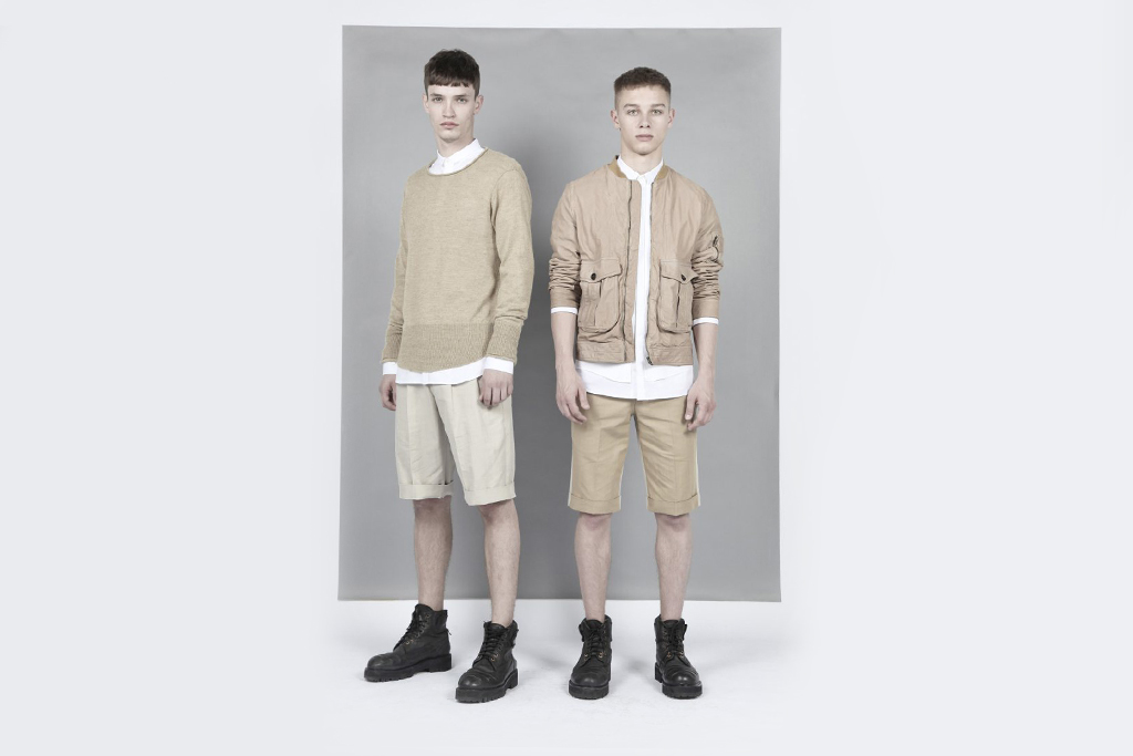 Neil Barrett 2012 Spring/Summer Pre-Collection