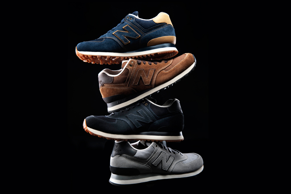 "New Balance 2012 Spring ML574 ""Workwear"" Pack"