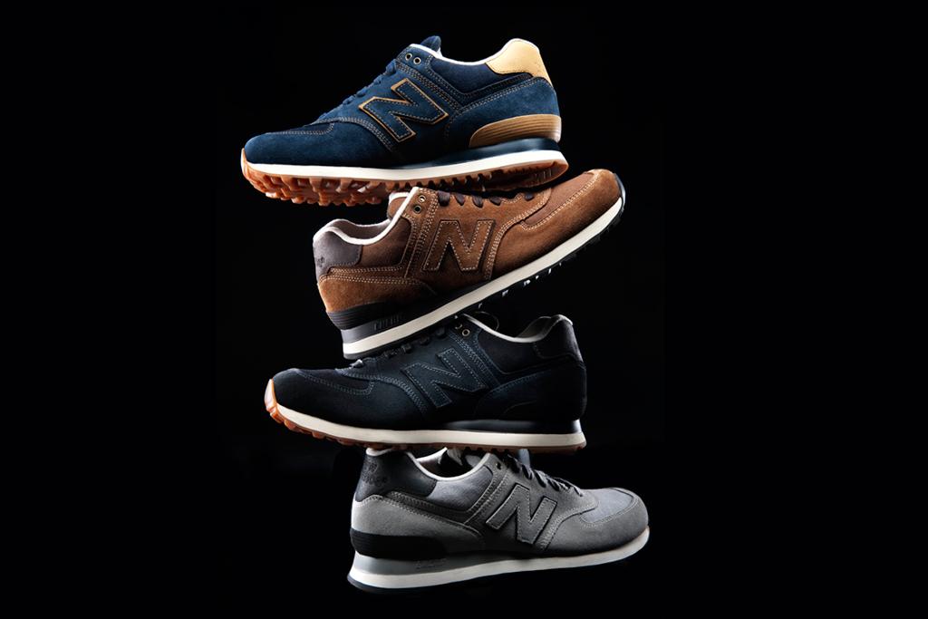 "New Balance 2012 Spring ML574 ""Workwear"" Pack"