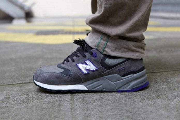 New Balance ML999GP Grey/Black-Purple