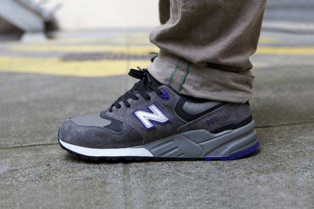 New Balance ML999GP Grey/Black-Purple