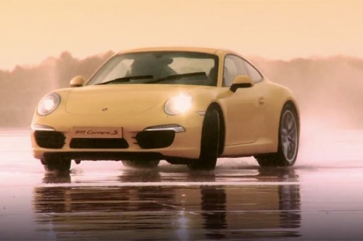 Driven: The New Porsche 911