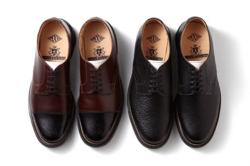 NEXUSVII x George Cox Officer Shoes