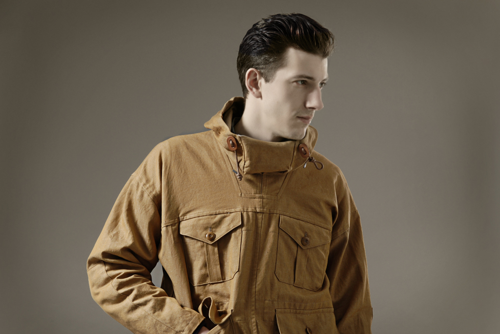 nigel cabourn 2012 springsummer collection