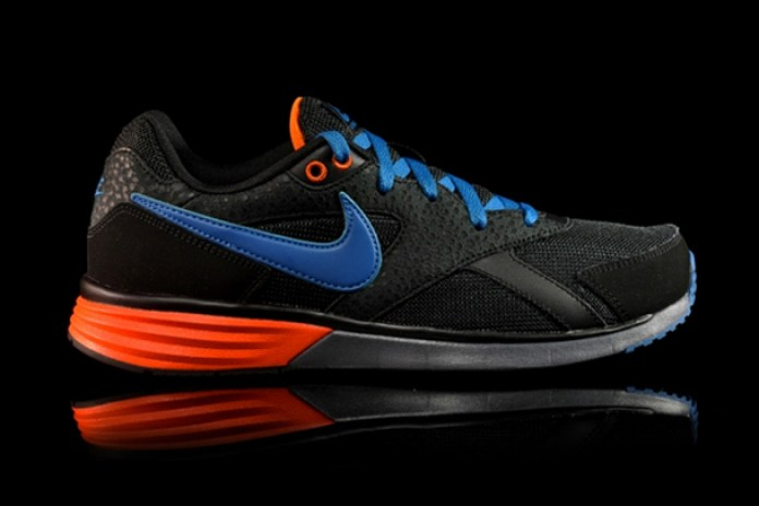 Nike 2012 Spring Lunar Pantheon Orange/Anthracite