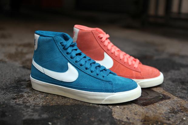 Nike 2012 Spring Blazer Hi New Releases