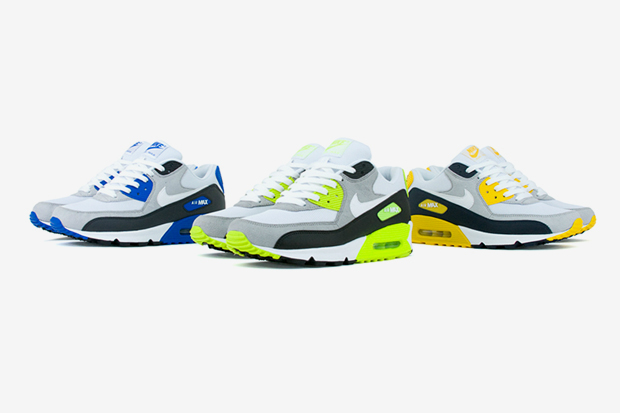 Nike Sportswear 2012 Spring/Summer Air Max 90 Pack