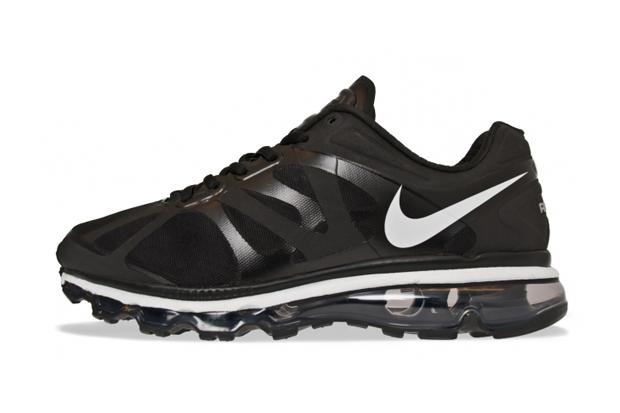Nike Air Max 2012 Black/Pure Platinum