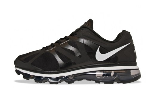 Nike Air Max 2012 Black/Pure Platinum