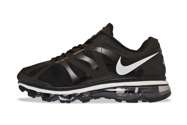 nike air max 2012 blackpure platinum