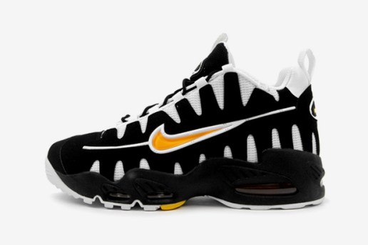Nike Air Max NM Black/University Gold-White