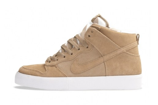 Nike Dunk High AC Khaki/White