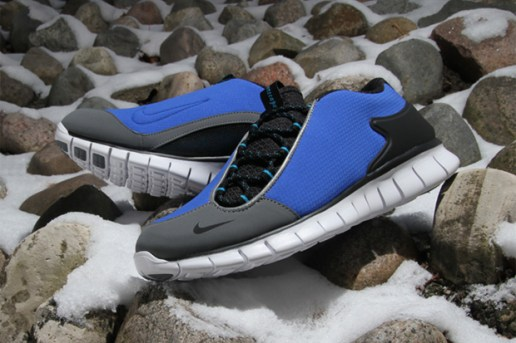 "Nike Footscape Free ""Treasure Blue"""